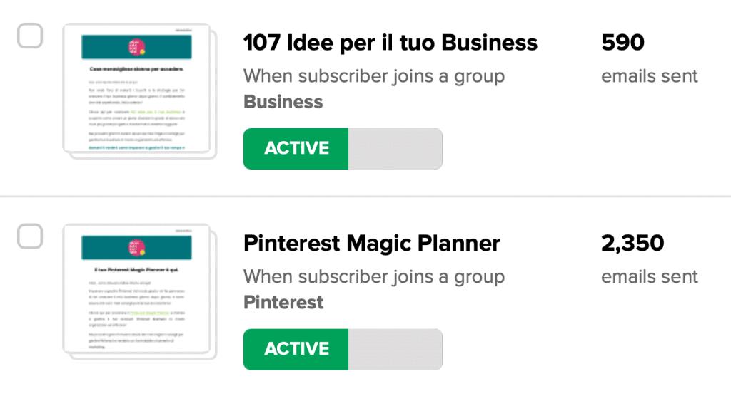 Come inviare un freebie con un servizio di email marketing
